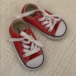 CONVERSE chuck Taylor all star sneakers infant SN2